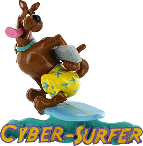 Scooby Doo Computer Topper (Computer Cake Topper)
