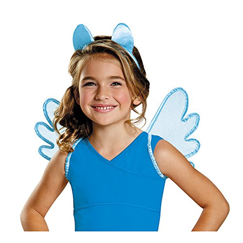 Disguise Rainbow Dash Child Costume Kit