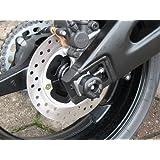 Satz GSG Moto Sturzpads Hinterrad Honda CBR 1000 RR Fireblade SC57 04-07