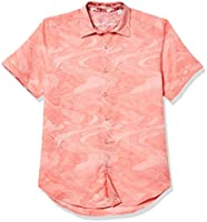 Robert Graham Men's S/S Woven Shirt