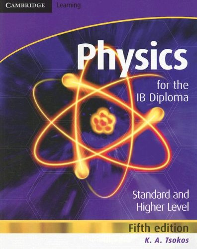 Physics for the IB Diploma by Brand: Cambridge University Press (Image #1)