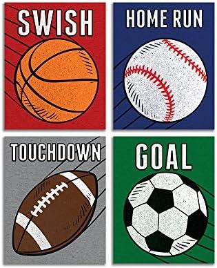 Elegant Signs Sports Decor Boys product image