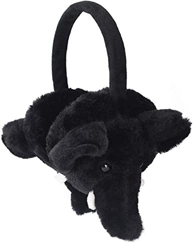 Eforstore Winter Outdoor Earmuffs Adjustable Plush Earmuffs