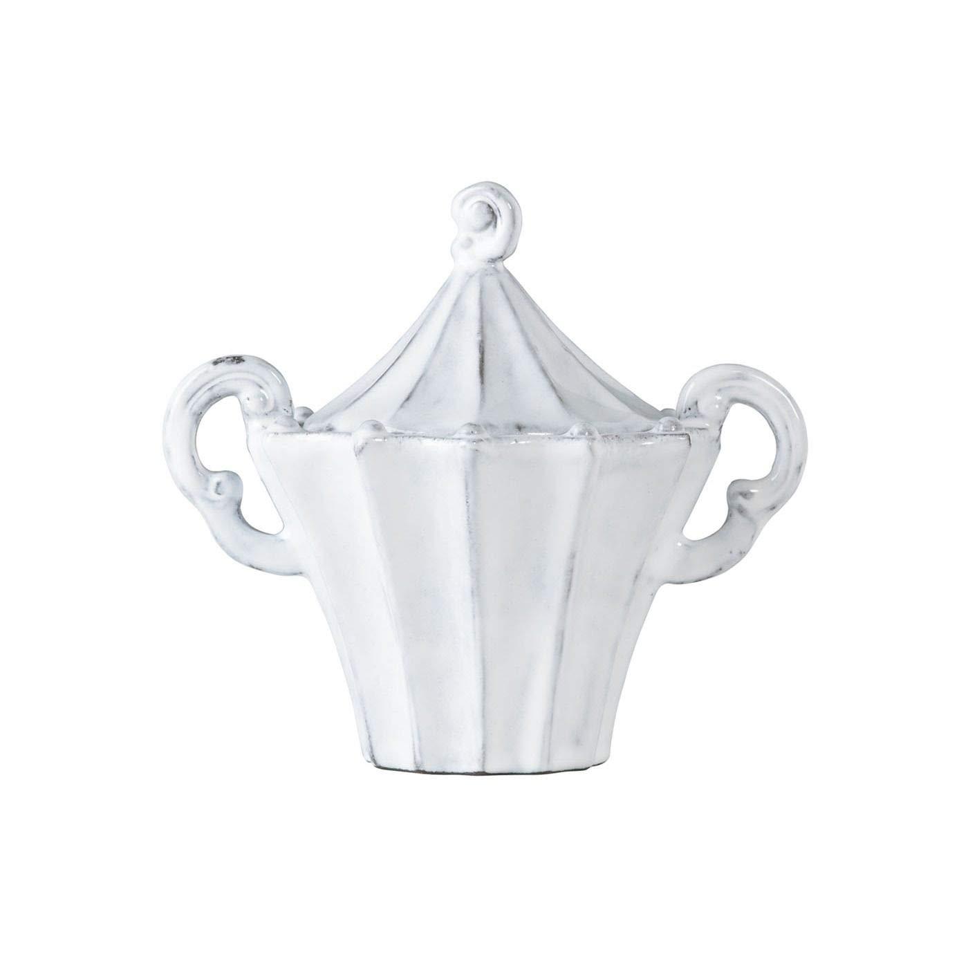 Vietri Incanto Stripe Sugar Bowl