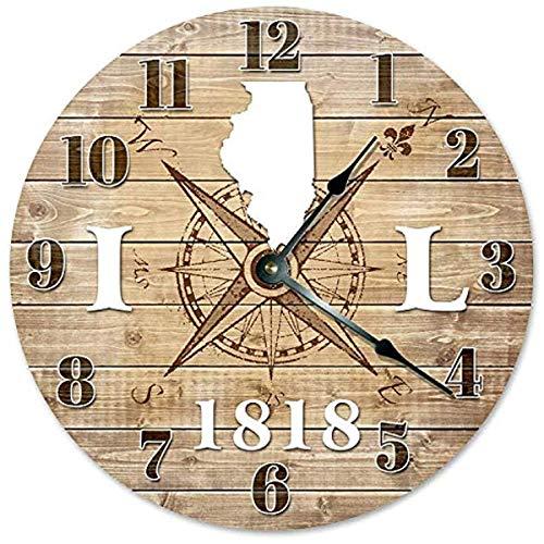 LOVE NILE Wall Clock 12
