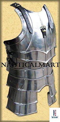 NAUTICALMART LARP, LARP Armor, Elven, Fantasy, kinght, Medieval Costume, Steel, Armor by NAUTICALMART (Image #3)