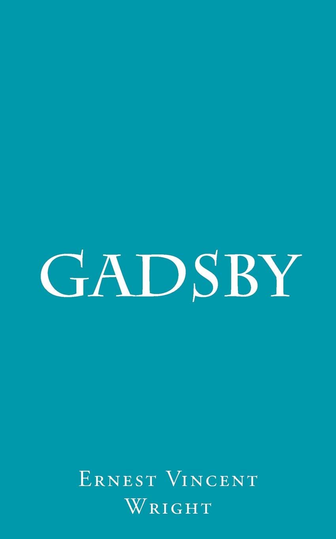 Gadsby Novel Pdf