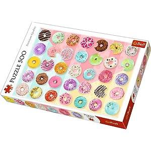 Trefl 37334 Puzzle Da 500 Pezzi Multicolore