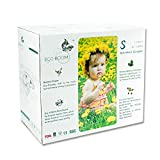 ECO BOOM Baby Bamboo Biodegradable Diapers Infant