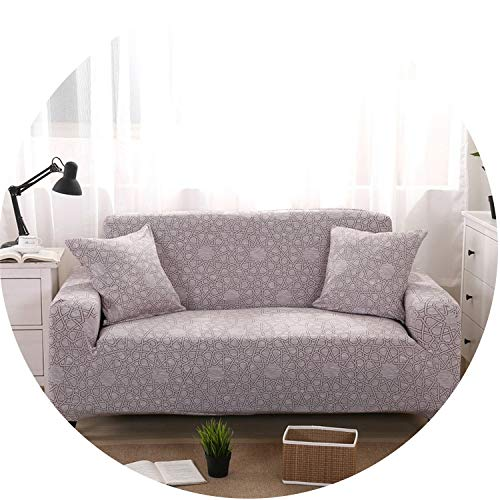 Universal Elastic Sofa Covers for Living Room Sofa Towel Sofa Slipcover,Colour22,2Pc Cushion Cover (Nc Furniture Outdoor Charlotte)