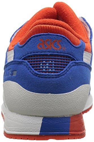 Asics Gel-Lyte III GS Synthetik Laufschuh Strong Blue/Strong Blue