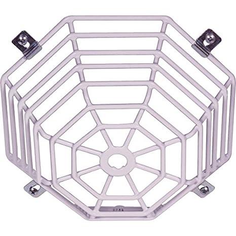 Steel Web Stopper Smoke Alarm Wire Guard - - Amazon.com