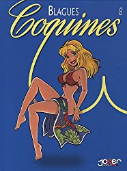 Blagues coquines : Tome 8