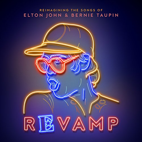 Revamp: The Songs Of Elton John & Bernie Taupin (Pink Cd Cover)