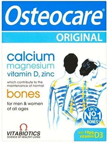 Vitabiotics Osteocare - 30 Tablets - 4 Pack
