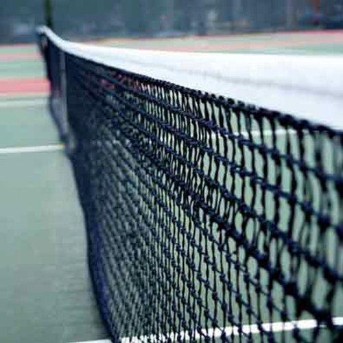 Tennisnetz Experte Nylon 3,5mm, 6 Doppelmaschen Netsportique