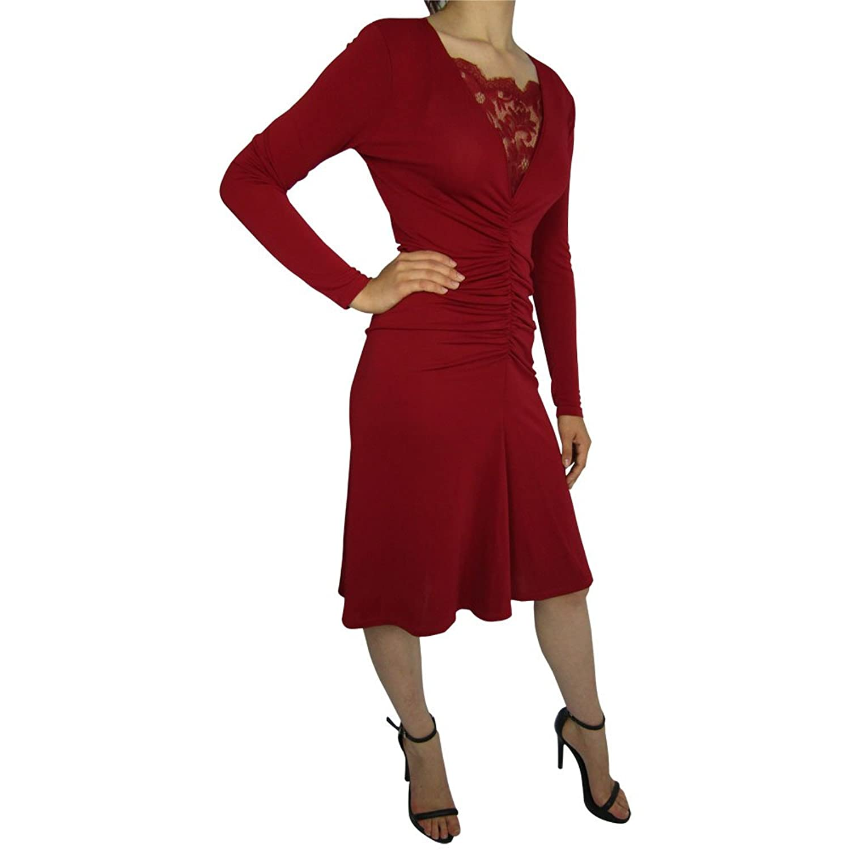 Alice By Temperley Blue & Wine Viscose Beautiful Alcazar Dress use in all season UK8/US4 for Womens