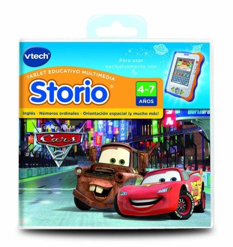 Vtech Storio Juego Cars 2 - En (Storio 2)