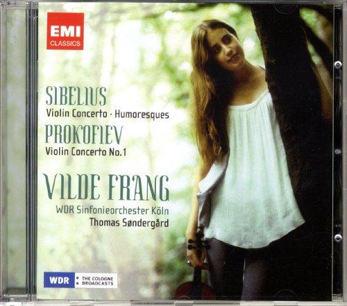 Sibelius: Violin Concertos, Humoresques; Prokofiev: Violin Concerto No. 1