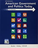 Bundle: American Government and Politics Today: Essentials 2017-2018 Edition, 19th + MindTap Political Science, 1 term (6 months) Printed Access Card