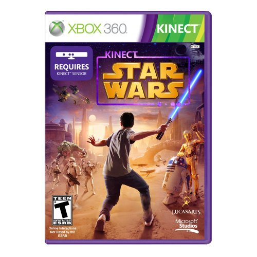 Kinect Star Wars - Xbox - Connect Xbox 360 Games