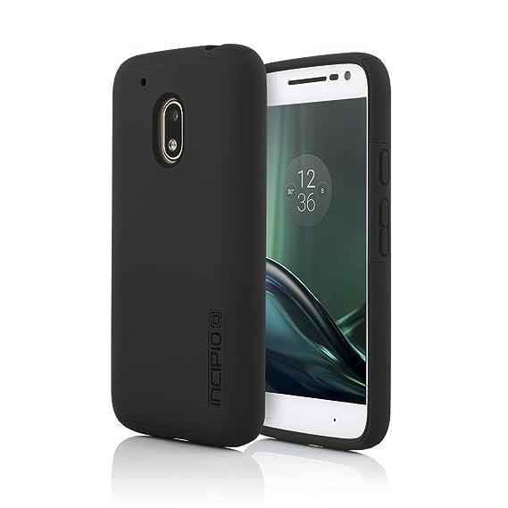 new concept 606c0 8158b Motorola Moto G Play Case, Incipio [Hard Shell] [Dual Layer] DualPro Case  for Motorola Moto G Play-Black/Black