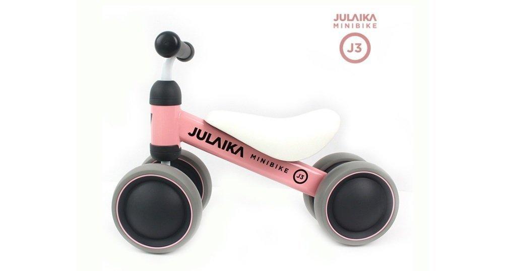 Julaika Mini Bike Kids Tricycles J3 Pink
