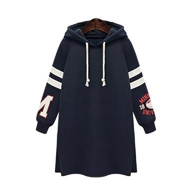9b098895f81 Grande Taille Femme Sweat Robe à Capuche