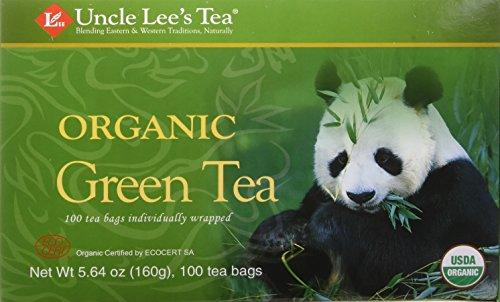 3. Uncle Lee's Tea – Organic Green Tea