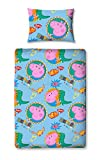 Peppa Pig George Pig Roar Bed in a Bag Set - Toddler