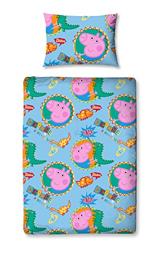George Pig Toddler Bed In A Bag - 1
