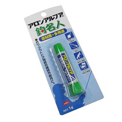 KONISHI(コニシ) アロンアルフア 釣名人 低粘度 多用途 【1g】の商品画像