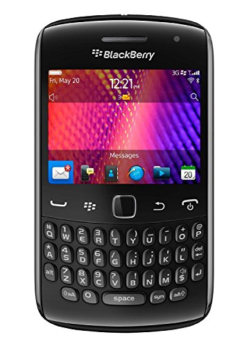 Curve Blackberry Phone - Blackberry Curve 9370 Unlocked Phone Unlocked GSM with OS 7, 5MP Camera, GPS and Wi-Fi - Black