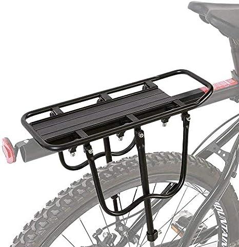 Ejoyous - Portaequipajes para Bicicleta, Aluminio, aleación de ...