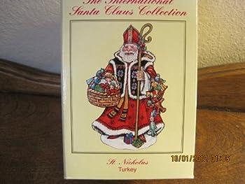 International Santa Claus St. Nicholas Turkey