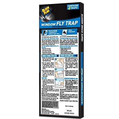 Black Flag 11018 Window Fly Trap