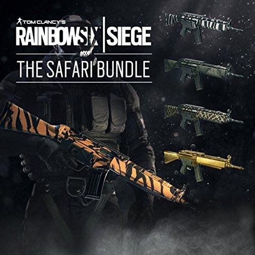Tom Clancy's Rainbow Six Siege - The Safari Bundle - PS4 [Digital Code]