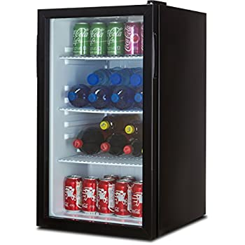 Amazon Della Beverage Refrigerator Cooler Compact Mini Bar