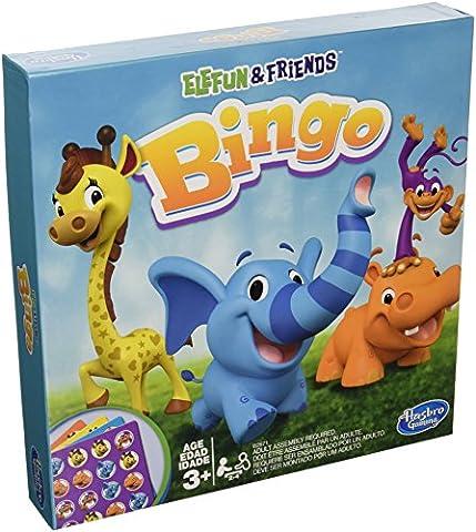Elefun and Friends Bingo Board Game (The Great Leviathan)