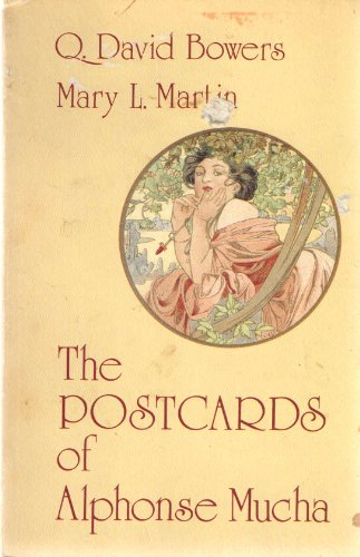 The Postcards of Alphonse Mucha in the Art Nouveau Style ()