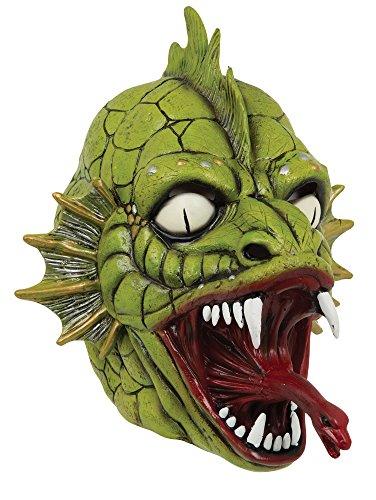 Bristol Novelty BM505 Dragon Mask Latex (One Size)]()