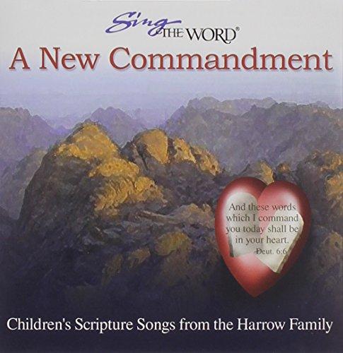 Den Harrow - Sing The Word: A New Commandment - Zortam Music
