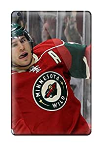 Kaitlyn Patterson's Shop Best minnesota wild hockey nhl (53) NHL Sports & Colleges fashionable iPad Mini 3 cases 2667980K245178415