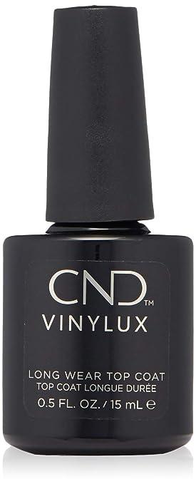 Amazon Cnd Vinylux Long Wear Top Coat Luxury Beauty