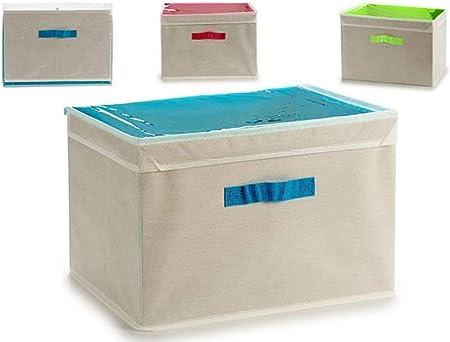AR Caja ordenación Plegable 38x25x25cm, Varios: Amazon.es: Hogar