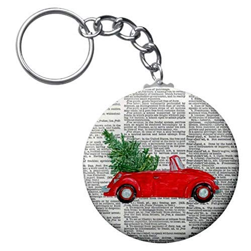 Amazon com: Christmas Tree In A VW Dictionary Page Print