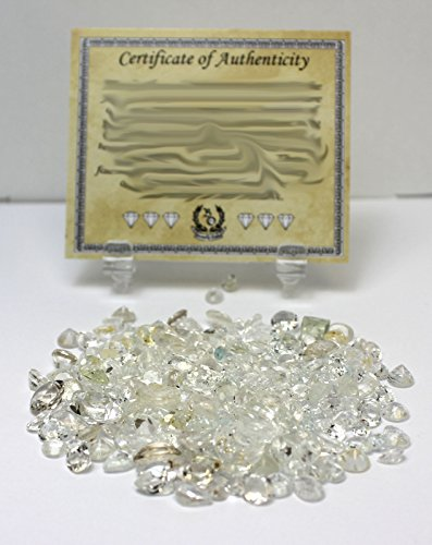 100 Carat White Topaz Natural Loose Gemstones Wholesale Lot w/ Beverly Oaks LLC Exclusive Certificate of Authenticity