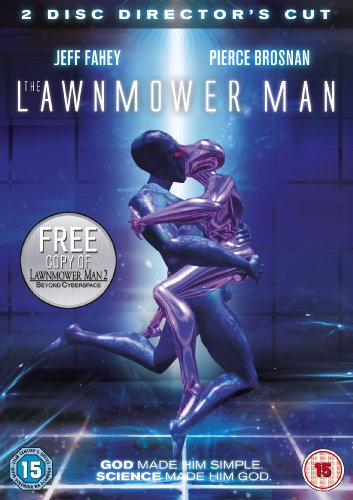 Lawnmower Man/Lawnmower Man 2: Beyond Cyberspace [DVD]