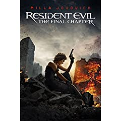 RESIDENT EVIL: THE FINAL CHAPTER debuts on Digital May 2 and on 4K, Blu-ray, and DVD May 16 from Sony Pictures