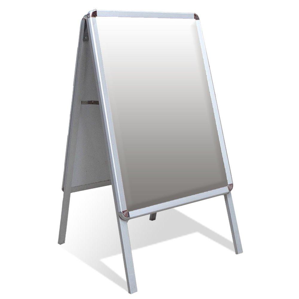 linno® A1 A2 tamaño A-Board pavimento Stands cartel Póster de diseño ...
